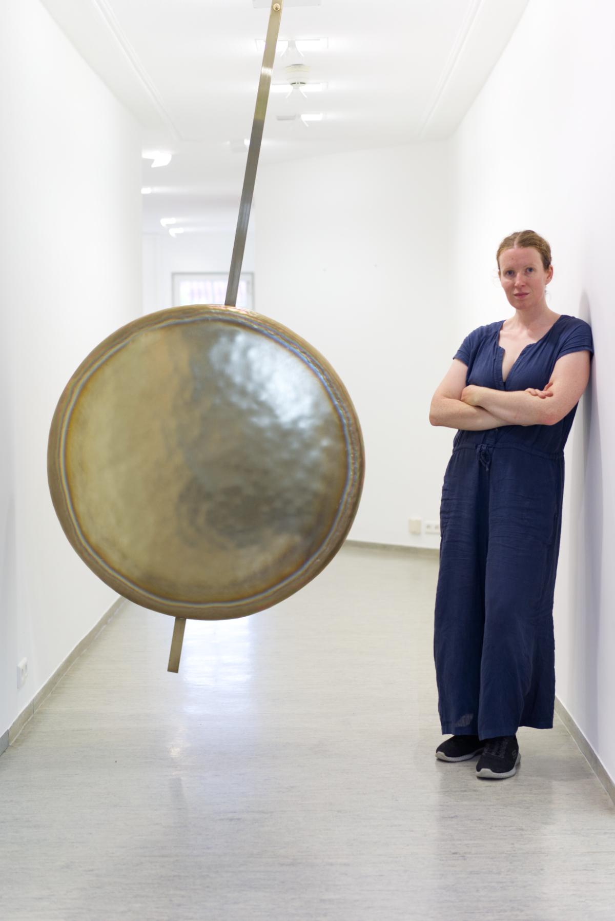 Hannah Cooke, Mind the Gap, 2021