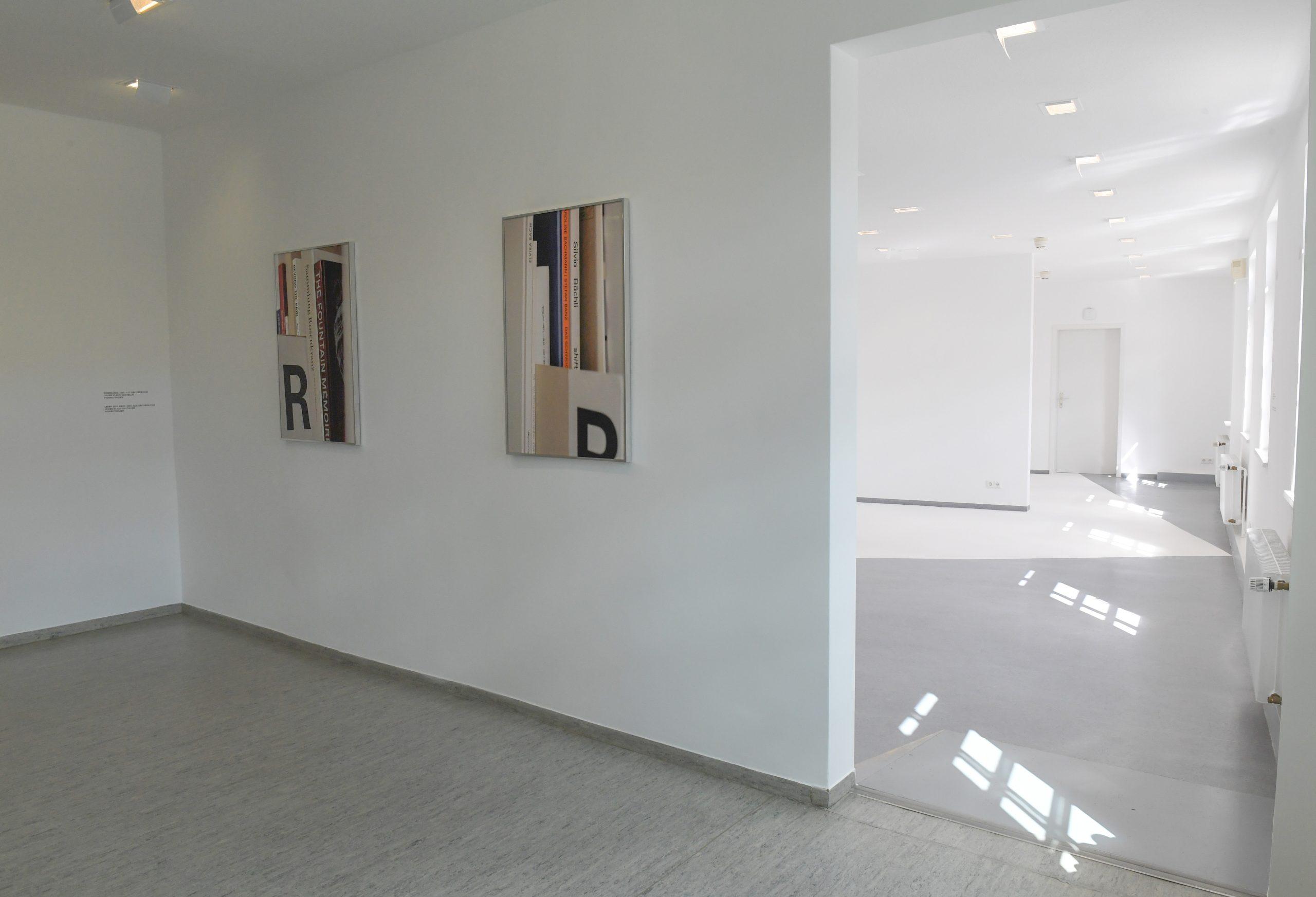 Schirin Kretschmann, Blank (III), 2021