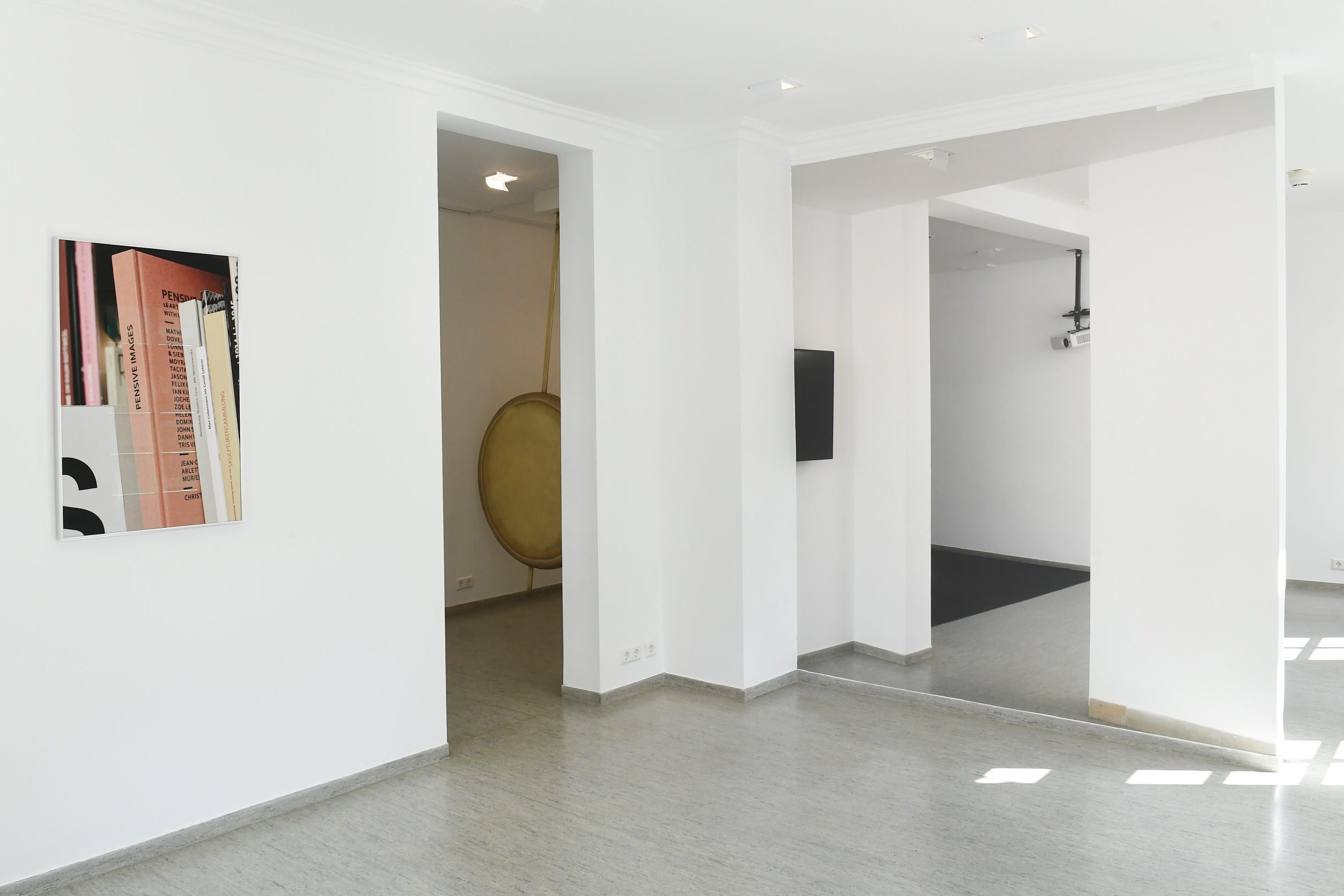 Javier Klaus Gastelum, Vertical Shift I, 2021